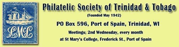 Philatelic Society of Trinidad and Tobago